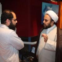 بازدید معاون آموزشی دفتر تبلیغات اسلامی خراسان رضوی