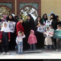 گزارش تصویری/ پوسترهای نهضت در استقبال مردمی از رهبر معظم انقلاب