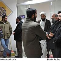 گزارش تصویری از اولین روز و مراسم افتتاحیه کارگاه کشوری حبل الله
