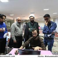 گزارش تصویری از روز آخر کارگاه حبل الله