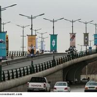 گزارش تصویری/ اکرانهای مجموعه حبل الله به مناسبت هفته وحدت