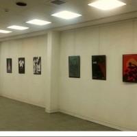 گزارش تصویری از نمایشگاه های پوسترهای فراخوان خط سرخ در اصفهان