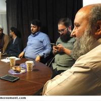 گزارش تصویری از جلسه عیدانه نهضت مردمی پوستر انقلاب