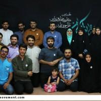 برگزاری کارگاه تولید پوستر نشان آسمان اینبار در تبریز