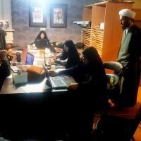 گزارش تصویری برگزاری اولین کارگاه موشن گرافیک نهضت مردمی پوسترانقلاب
