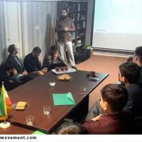 گزارش تصویری/بازدیدتعدادی ازسرگروههای تشکلهای فرهنگی افغانستانی ازنهضت