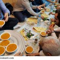 گزارش تصویری/اکران مستند فروشنده 2