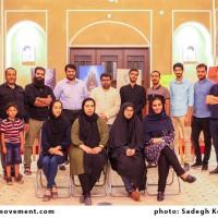 برگزاری کارگاه ایده پردازی و تولید پوستر ایرانی که دوستش داریم