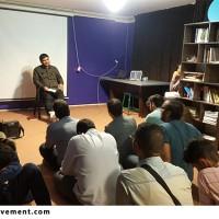 گزارش تصویری/اکران مستند خوره با حضور مهدی خیرجو