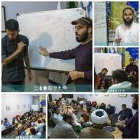 کارگاه پوستر و تبلیغات شهری در یزد برگزار شد